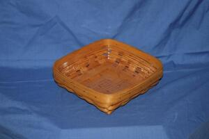 Longaberger 2001 basket with plastic protector