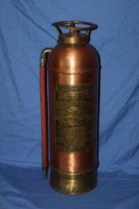Badger's fire extinguisher