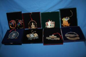 Boone County National Bank ornaments