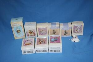 Hallmark Easter and Spring ornaments