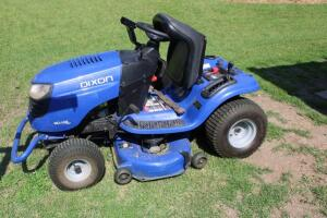 "Dixon 20/42, 42"" cut riding mower"