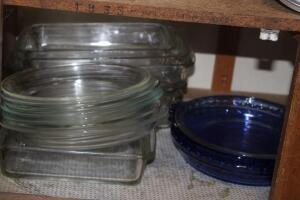 Pyrex and other pie plates