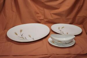 "Sango ""Autumn Gold"" fine china"