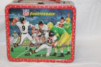 Aladdin NFL lunch box, no thermos - 2