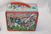 Aladdin NFL lunch box, no thermos - 3