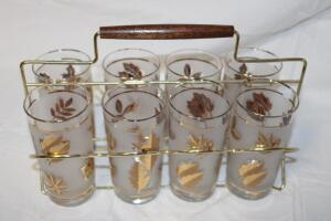 Libbey 8 glass set