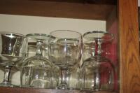Assorted glasses - 5