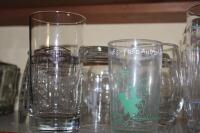 Assorted glasses - 9