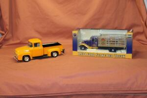 1934 Ford Stake Bed Truck 1/24 scale