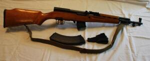 Norinco SKS, 7.62x39mm caliber