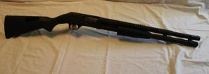 Mitchell High Standard 12 gauge tactical pump shotgun