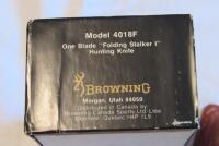 Browning Sportsman's Knife - 4