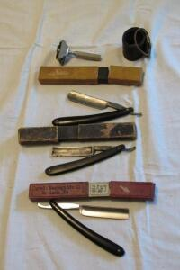 Norvell-Shapleigh Hdw. Co. straight razor