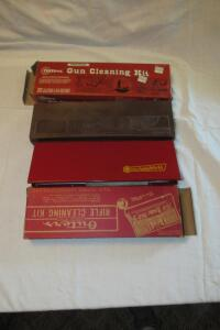2 Outers gun cleaning kits