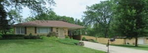 1 Ac.+/- Park Like Setting With Home & Shop, 3008 Greenridge Rd., Columbia, MO