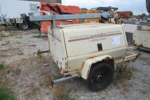 Amida Light System, diesel powered on towable trailer