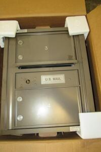 Florence commercial mailbox, NIB
