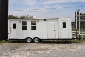 2005 Kuntry Kustom RV, Mobile Office, Concession Trailer