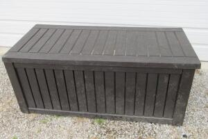 Keter patio storage container
