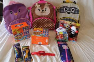 NIB Children's backpacks