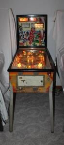 Gottlieb's Wagon Train pinball machine