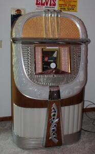 1946-1948 ? AMI Model A jukebox