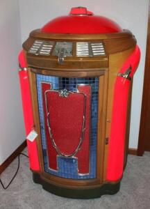 1946 Seeburg Trashcan jukebox