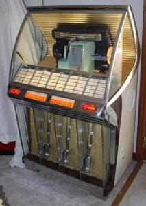 1954 Seeburg Select-O-Matic HF100R jukebox