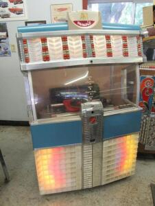 AMI Music juke box, 120 selections