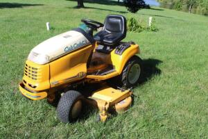 "Cub Cadet 3240 riding mower, 40th Anniversary Edition, 60"" deck"