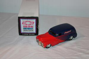Liberty Classics 1946 Penney's Chevrolet Sedan Delivery Street Rod