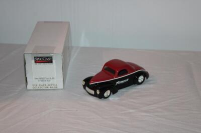 Liberty Classics 1941 Penney's Willys Coupe Street Rod bank