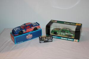 Racing Action # 88 Dale Jarrett Ford 1:24 scale