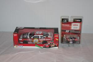 Nascar #99 Carl Edwards 1:24 scale