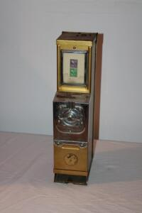 Vintage stamp dispenser