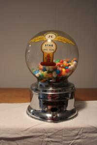 Ford Gum & Machine Co. countertop gumball machine