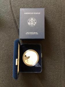2003 American Eagle Silver Proof