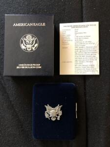 1994 American Eagle Silver Proof