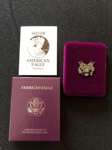 1993 American Eagle Silver Proof