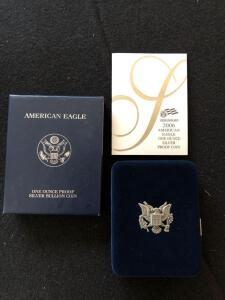 2006 American Eagle Silver Proof