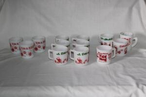 12 Tom & Jerry cups