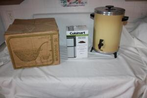 West Bend 30 cup coffee maker
