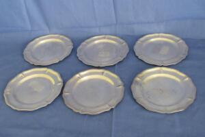 Sterling Mexico plates