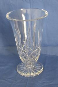 Waterford crystal vase