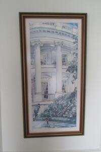 """Truman Balcony at the White House"""