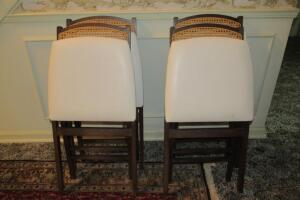 Stakmore Co. folding chairs