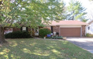 Brick, One Level, 3 Bedroom, 2 Bath Home, 1022 E. Lakeview St., Centralia, MO
