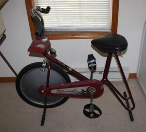 Vitamaster stationary bicycle