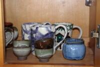Pottery pieces - 2