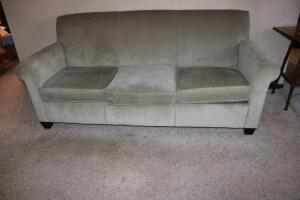 Flexsteel upholstered couch